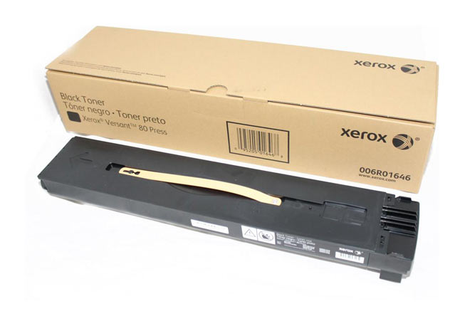 Тонер-картридж Xerox Versant 80/180 (О) чёрный 006R01646