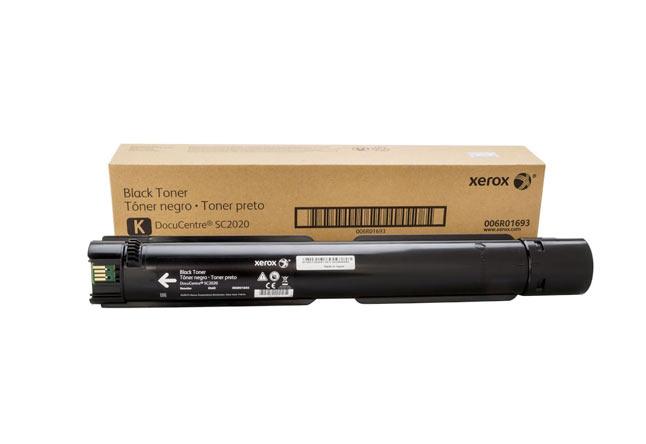 Тонер-картридж Xerox DC SC2020, 9K, (О) черный 006R01693