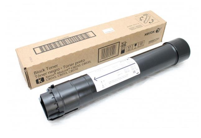 Тонер-картридж XEROX AltaLink C8030/35/45/55/70, 26К (О) черный 006R01701