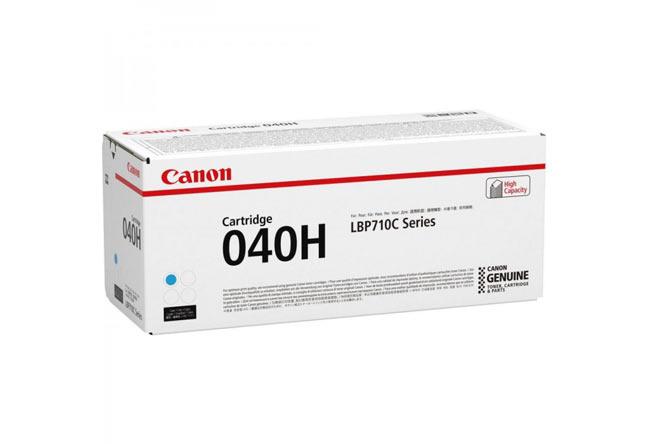 Тонер-картридж 040H C Canon i-SENSYS LBP712Cx 10К (О) голубой 0459C001