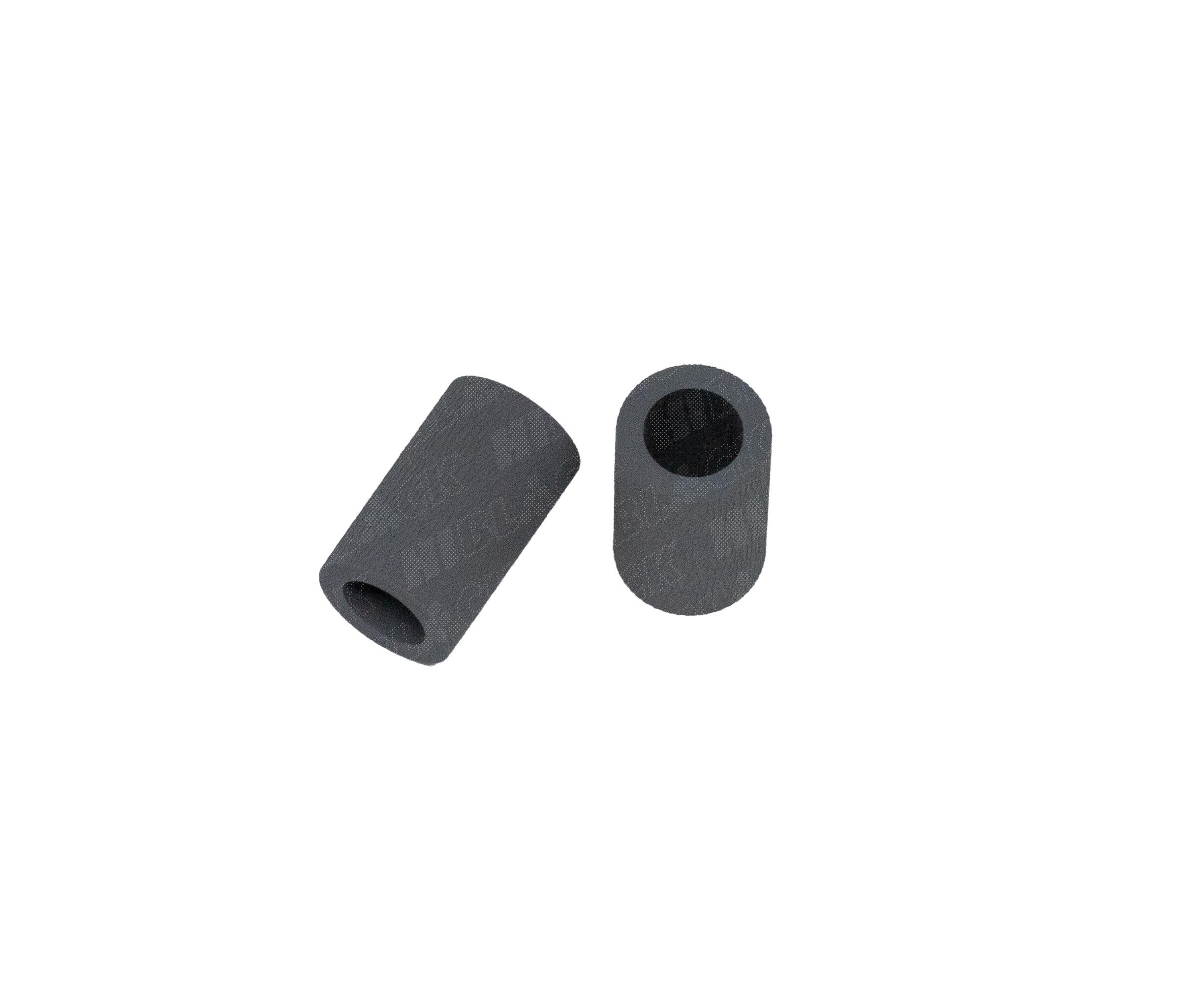 Насадки (резинки) ролика захвата (лоток 2) для HP LJ Pro M402/M403/M426/M427 (совм) 2 шт/компл