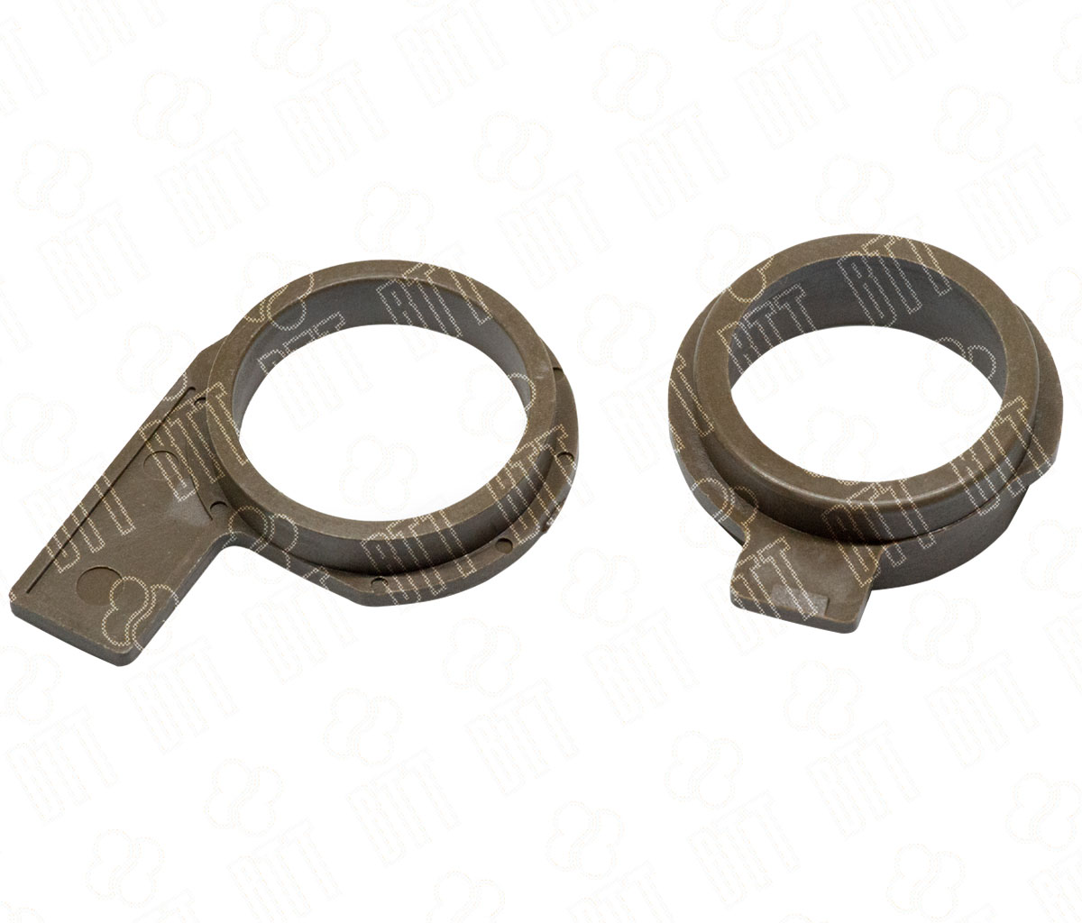 Комплект бушингов тефлонового вала Kyocera TASKalfa 3010i/3510i 2шт