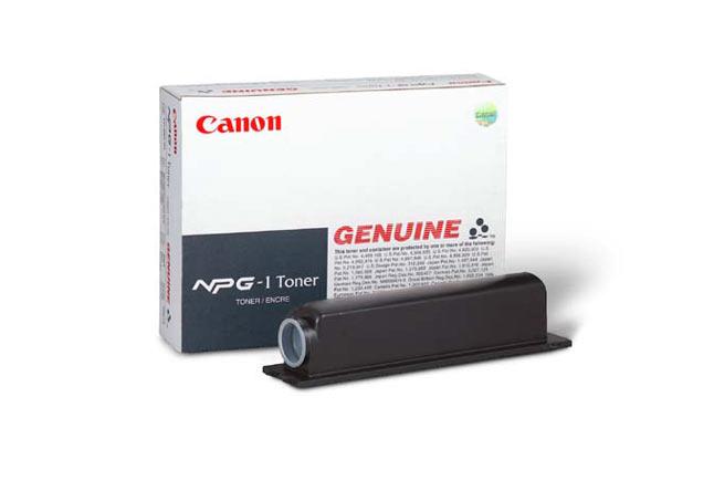 Тонер Canon NP 1215/1550/2020/2120/6317/6416 (O) NPG-1, 190г, туба