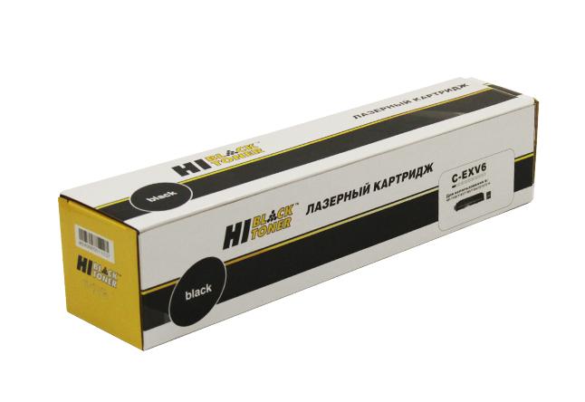 Тонер-картридж Hi-Black (HB-C-EXV6) для Canon NP-7160/7161/7163/7164/7214, туба, 7,2K