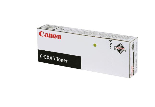 Тонер C-EXV5 Canon iR 1600/2000 2Х440 г (O) 6836A002