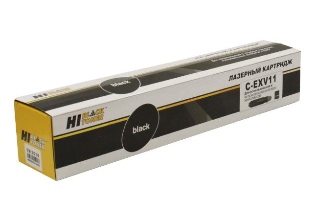 Тонер-картридж Hi-Black (HB-C-EXV11) для Canon iR-2230/2270/2870, туба, 19,5K