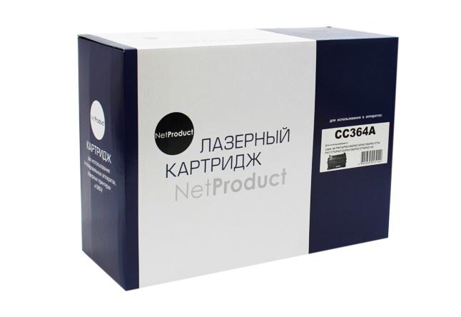 Картридж NetProduct (N-CC364A) для HP LJ P4014/P4015/P4515, 10K