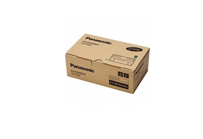Картридж Panasonic KX-MB3030RU (O) KX-FAT403A7, 8000 стр.