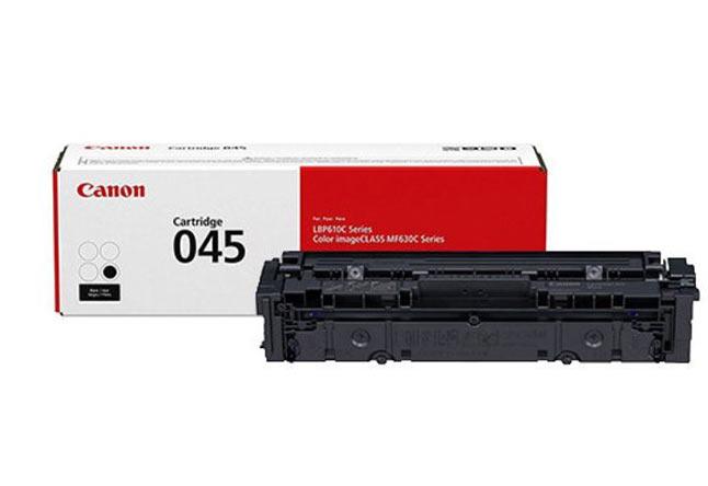 Тонер-картридж 045 BK Canon LBP610, Color iC MF630C, 1.4К (О) чёрный 1242C002