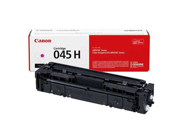 Тонер-картридж 045H M Canon LBP610, Color iC MF630C, 2.2К (О) пурпурный 1244C002