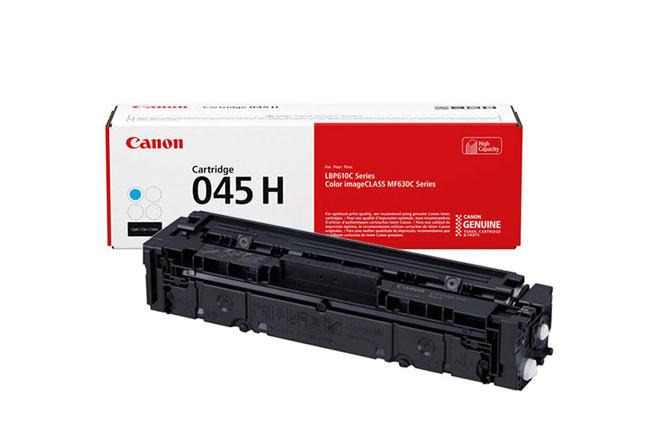 Тонер-картридж 045H C Canon LBP610, Color iC MF630C, 2.2К (О) голубой 1245C002