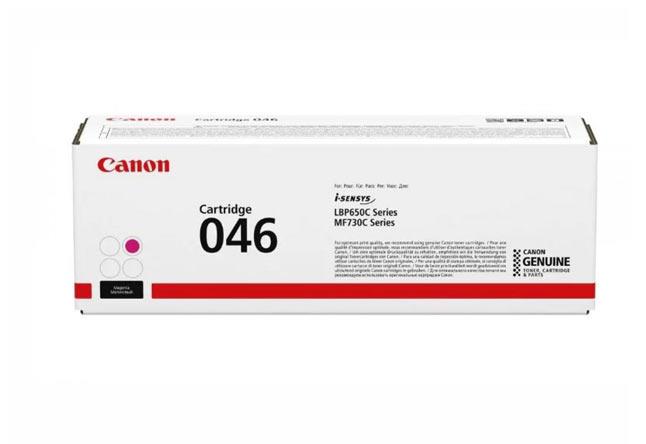 Тонер-картридж 046 M Canon i-SENSYS LBP650, MF730, 2,3К (О) пурпурный 1248C002
