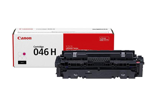 Тонер-картридж 046H M Canon i-SENSYS LBP650, MF730, 5К (О) пурпурный 1252C002