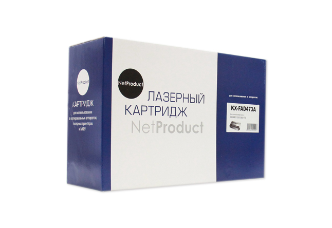 Драм-юнит NetProduct (N-KX-FAD473A) для Panasonic KX-MB2110/2130/2170, 10K