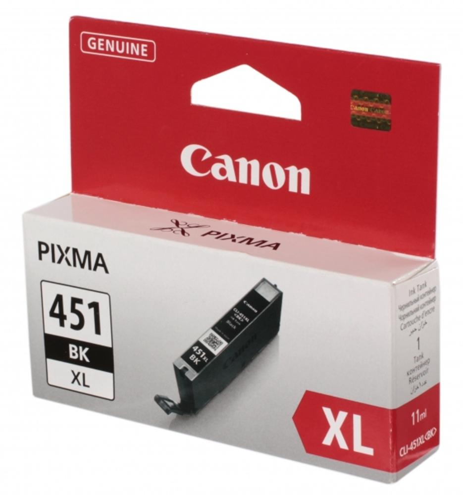 Картридж Canon PIXMA iP7240/MG6340/MG5440 (O) CLI-451BK, BK