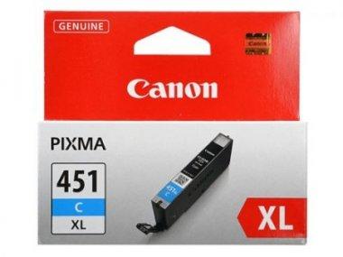 Картридж Canon PIXMA iP7240/MG6340/MG5440 (O) CLI-451XLC, C