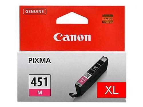 Картридж Canon PIXMA iP7240/MG6340/MG5440 (O) CLI-451XLM, M
