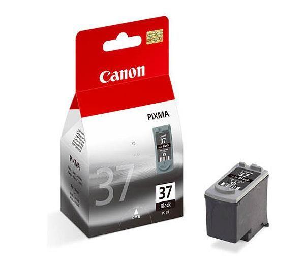 Картридж Canon PIXMA iP1800/2500/MP140/MX300 (O) PG-37, BK