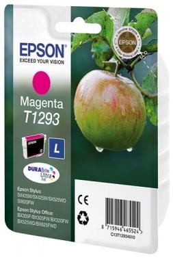 Картридж Epson Stylus SX230/235W/SX420W/SX425W/BX305F (O) C13T12934011/C13T12934012, M