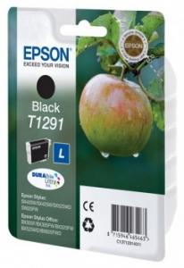 Картридж Epson Stylus SX230/235W/SX420W/SX425W/BX305F (O) C13T12914011/C13T12914012, BK