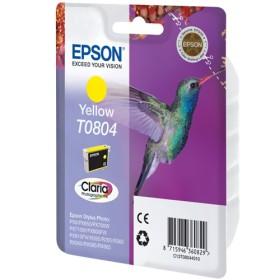 Картридж Epson Stylus Photo P50/PX660/700W/800FW/R265/RX560 (O) C13T08044011, Y