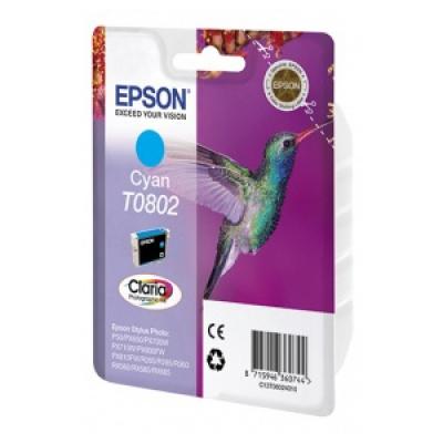Картридж Epson Stylus Photo P50/PX660/700W/800FW/R265/RX560 (O) C13T08024011, C