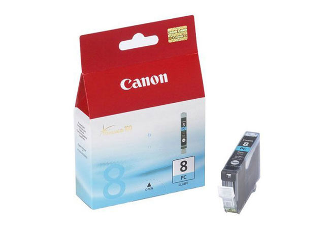 Картридж фото Canon Pixma iP6600D (O) CLI-8PC, photo cyan 0624B001