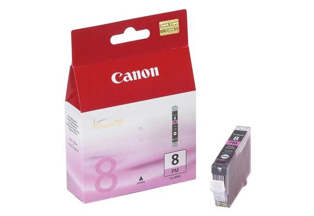 Картридж фото Canon Pixma iP6600D (O) CLI-8PM, photo magenta 0625B001