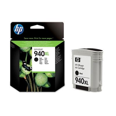 Картридж 940XL для HP Officejet Pro 8000/8500, 2,2К (O) C4906AE, BK