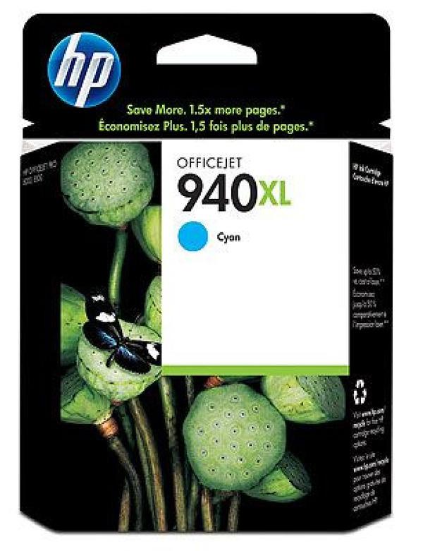 Картридж 940XL для HP Officejet Pro 8000/8500, 1,4К (O) C4907AE, C