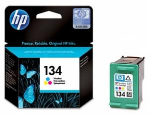 Картридж 134 для HP DJ 6543/5743/PS8153/8453 , 0,560К ( O) C9363HE, Color
