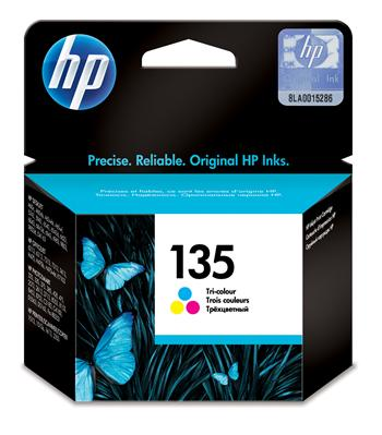 Картридж 135 для HP DJ 6543/5743/PS 8153/8453, 0,330К (O) C8766HE, Color