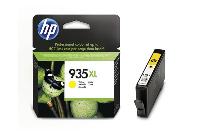 Картридж 935XL дляHP OJ Pro 6230/6830, 0,825К (O) C2P26AE, Y