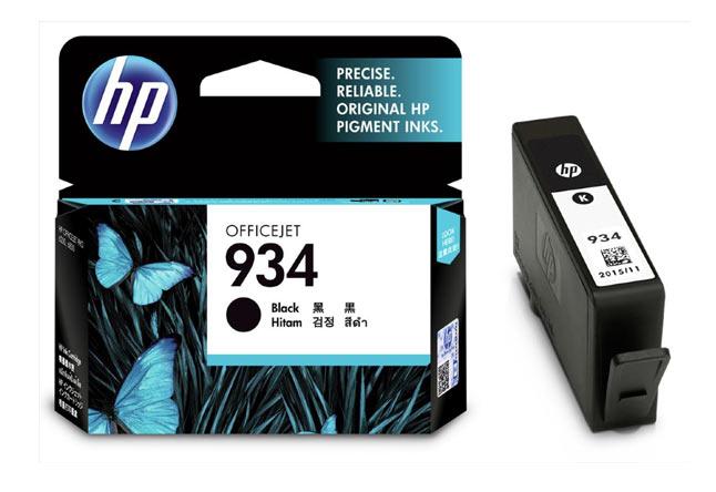 Картридж 934 для HP OJ Pro 6230/6830, 0,4К (O) C2P19AE, BK