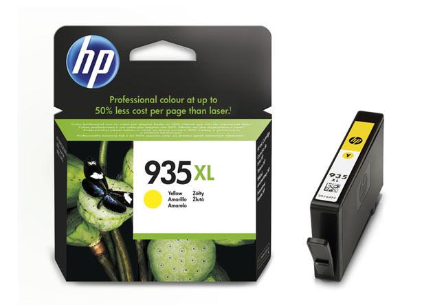 Картридж 935 для HP OJ Pro 6230/6830,0,4К  (O) C2P22AE, Y