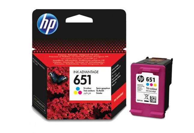 Картридж 651 для HP DJ 5645 0,3К (O) C2P11AE, color