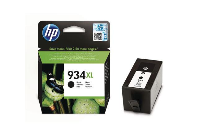 Картридж 934XL для HP OJ Pro 6230/6830, 1К (O) C2P23AE, BK