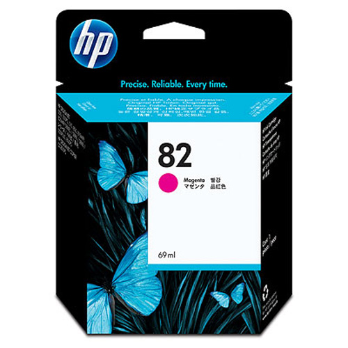 Картридж 82 для HP DJ 500/800, 69мл (O) C4912A, M