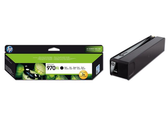 Картридж 970XL для HP OJ Pro X476dw/X576dw/X451dw 9,2К (О) чёрный, CN625AE