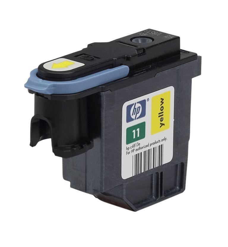 Печат. головка 11 для HP Business Inkjet 2200/2250/DJ 500/510/800/810 yellow (О) C4813A
