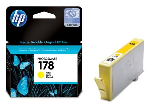 Картридж 178 для HP C5383/C6383/B8553/D5463, 300стр. (O) CB320HE, Y
