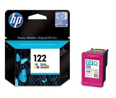Картридж 122 для HP DJ 1050/2050/2050S, 100стр  (O) Color CH562HE
