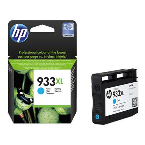 Картридж 933XL для HP OJ 6100/6600/6700, 825стр (O) cyan CN054AE