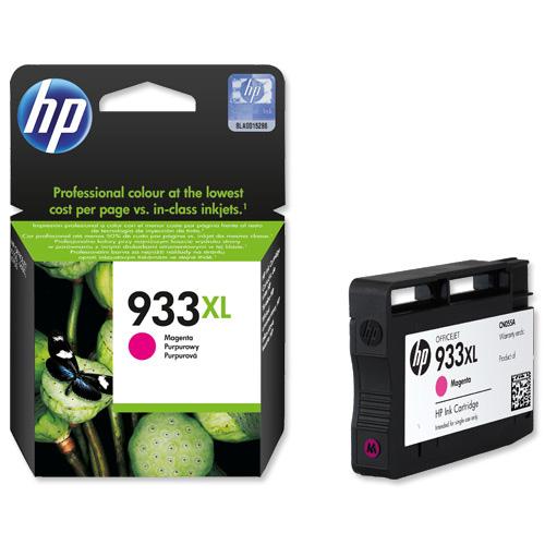 Картридж 933XL для HP OJ 6100/6600/6700, 825стр (O) magenta CN055AE
