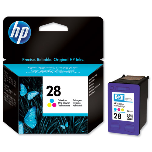 Картридж 28 для HP DJ 3320/3325/3420 (O) Color C8728AE