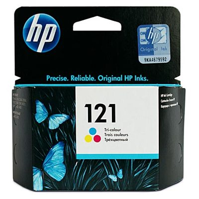 Картридж 121 для HP DJ F4283/D2563, 165стр. (O) CC643HE, Color