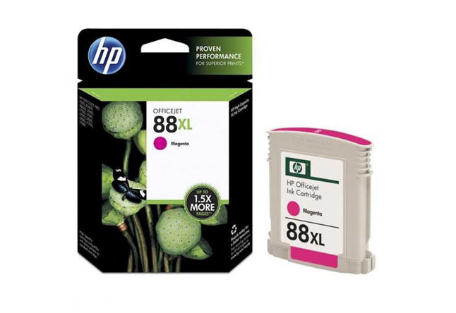 Картридж HP Officejet Pro K550 №88XL (O) C9392AE, magenta