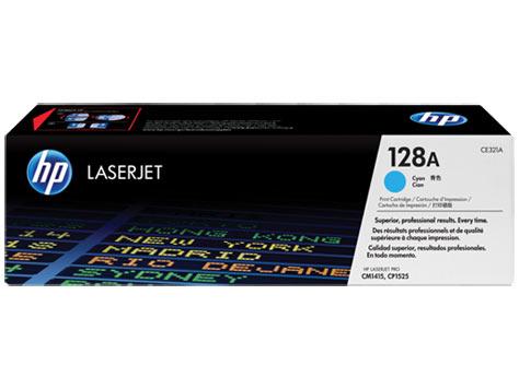 Картридж HP CLJ Pro CP1525/CM1415 (O) №128A, CE321A, C, 1,3K