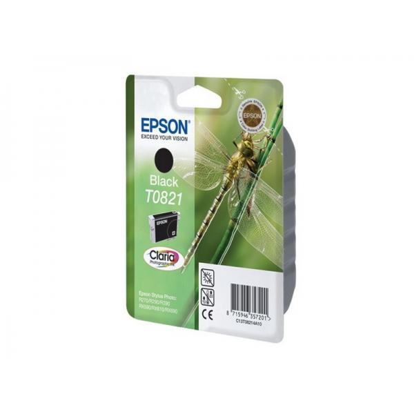 Картридж Epson Stylus R270/295/390/RX590/T50/TX800FW (O) T08214A/C13T11214A10, BK