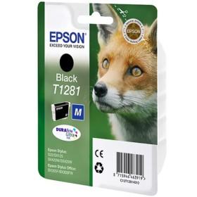 Картридж Epson Stylus S22/SX125/SX420W/SX425W/BX305F (O) C13T12814011/C13T12814012, BK